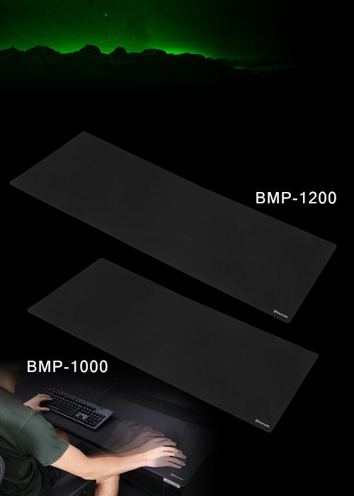 デスクごとゲーミングマウスパッド BMP-1000 / 1200