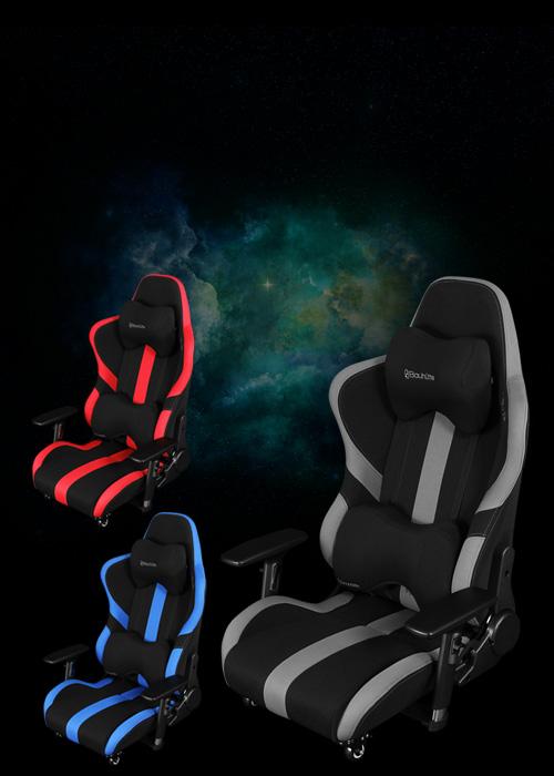 ゲーミング座椅子 [プロシリーズ] LOC-950RR