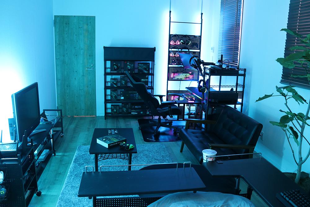 【理想の部屋DIY】実はカンタンな壁紙・床の張り替えで、10畳の「こだわりゲーム部屋」をつくってみた!