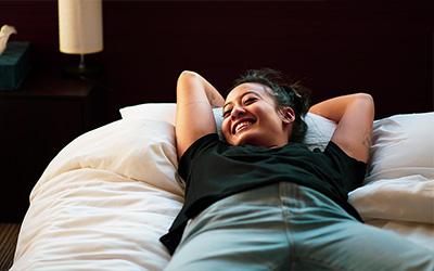 肩こり・首こり・いびきを改善!理想的な枕の高さとは?