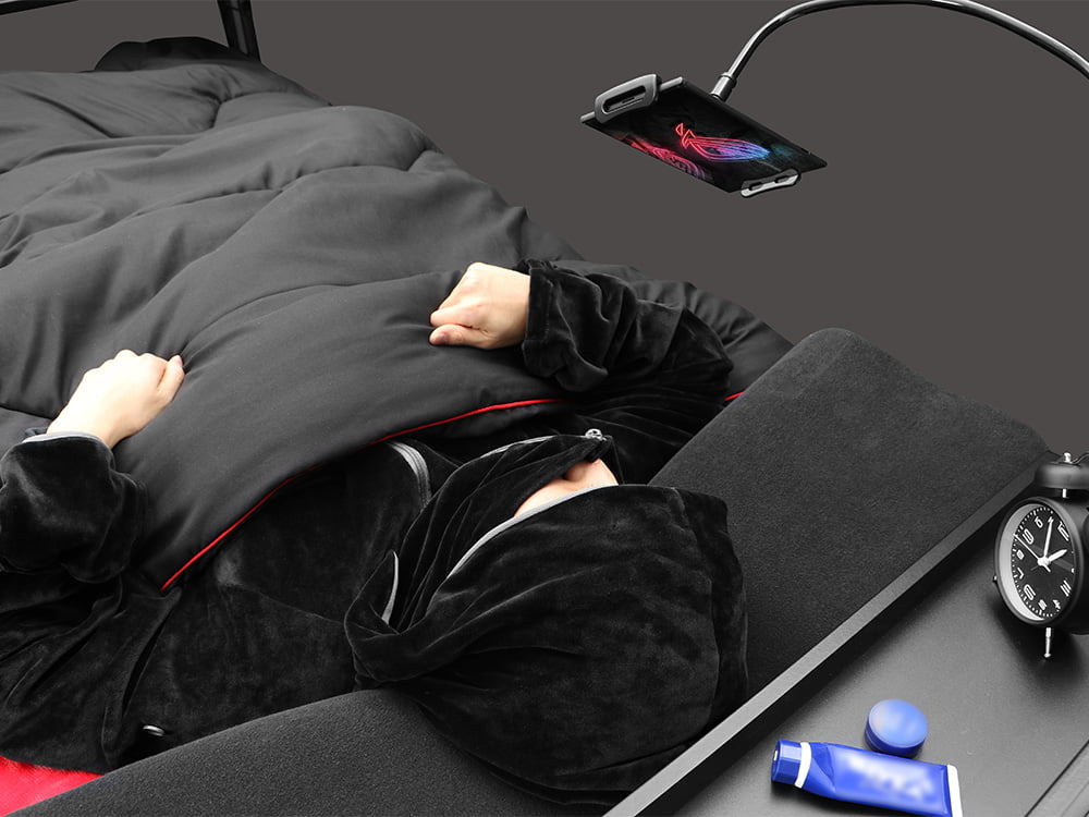 12. Gaming bed