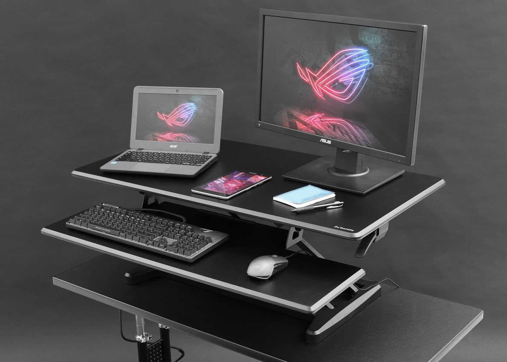 卓上スタンディングデスク BHD-970DT gallery