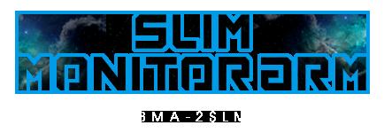 スリムモニターアーム BMA-2SLM