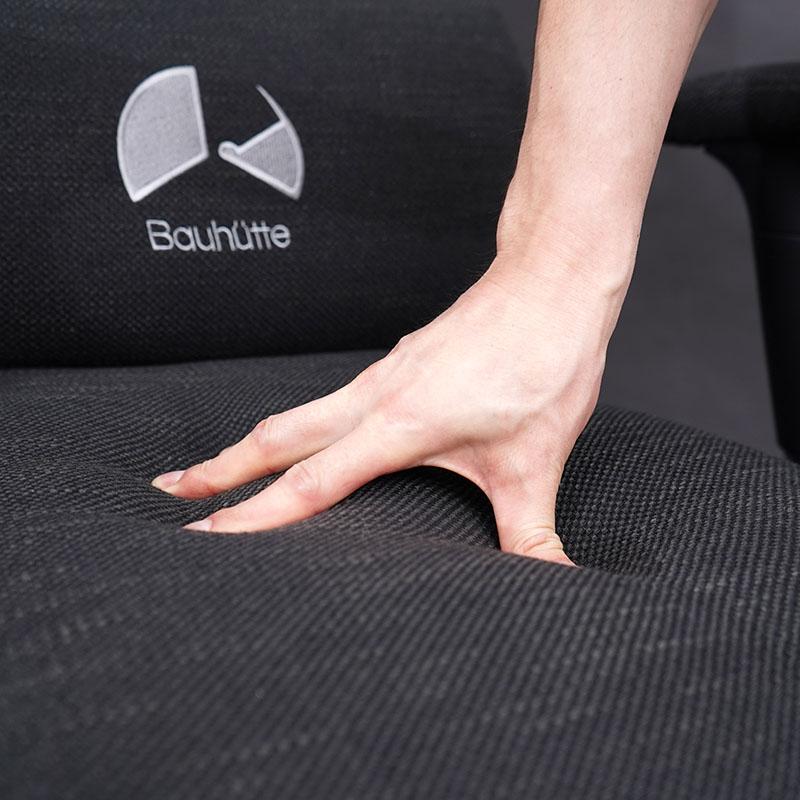 柔軟蓬鬆,像沙發