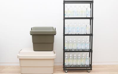 ペットボトル収納アイテム8選!実際に使えるか検証してみた。