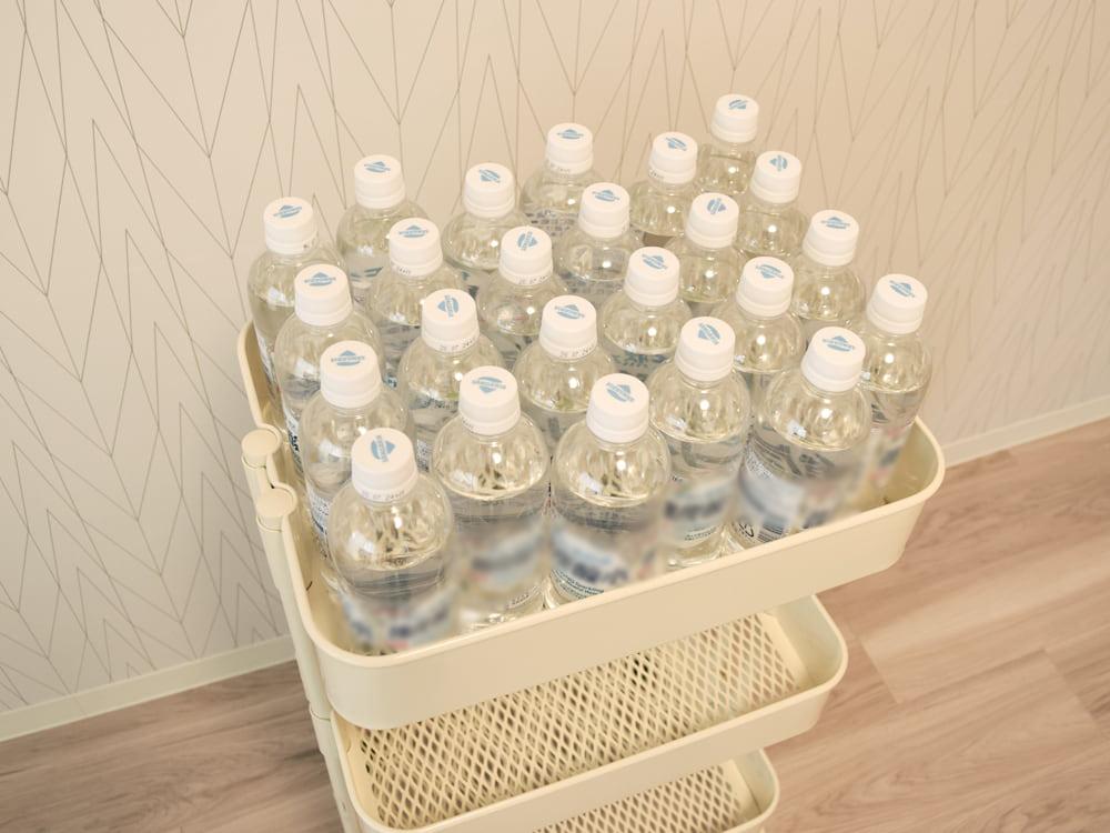 ペット ボトル 収納