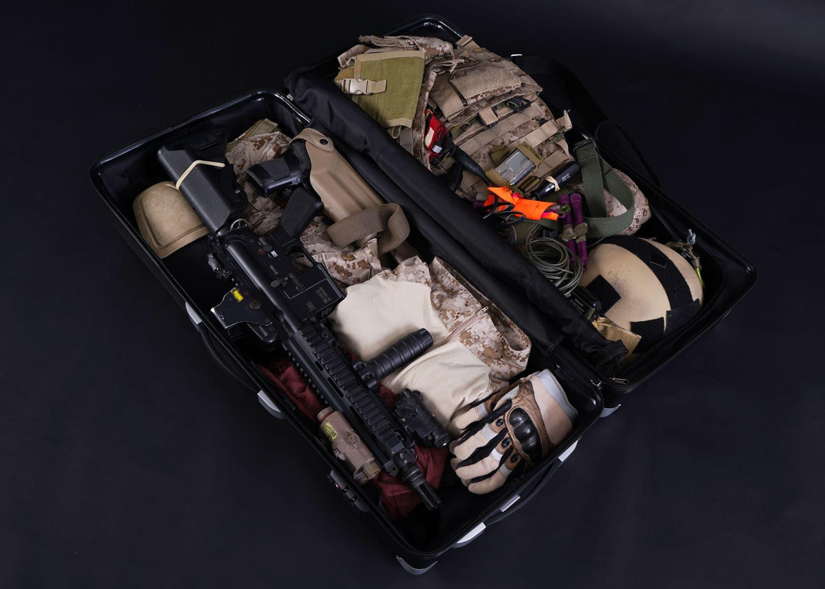 スリムスーツケース BCK-800 gallery