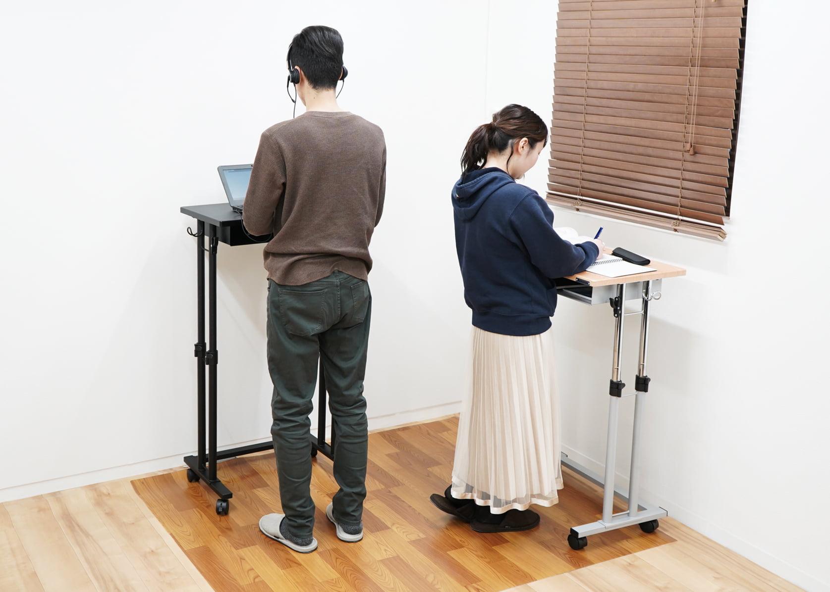 スクールスタンディングデスク BHD-600H gallery