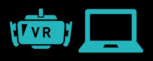 VR専用機器/ハイスペックPCから